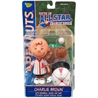 Peanuts You're an All Star Charlie Brown Charlie Brown Figure [All Star ]