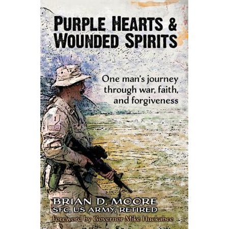 Purple Hearts & Wounded Spirits](Spirit Halloween Fake Wounds)