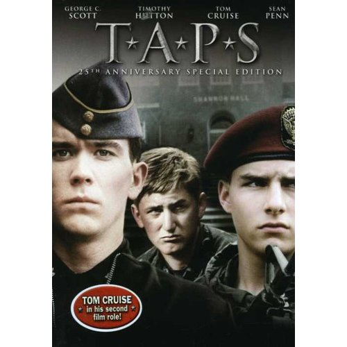Taps (25th Anniversary Edition) (Widescreen, ANNIVERSARY)