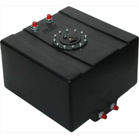 Rci 2120D 12 Gallon Black Fuel Cell  17 In