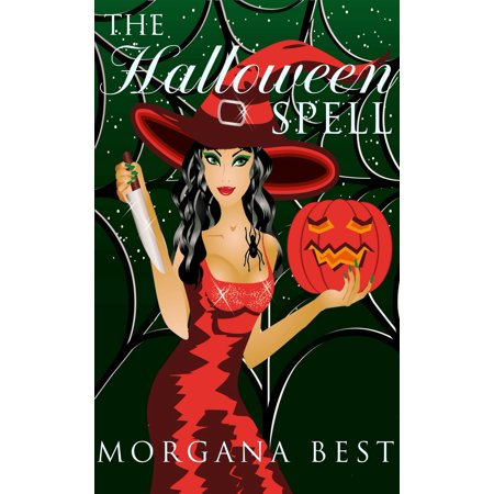 The Halloween Spell (Witch Cozy Mystery) - eBook - Halloween Witch Spell Games