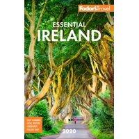 Full-Color Travel Guide: Fodor's Essential Ireland 2020 (Paperback)