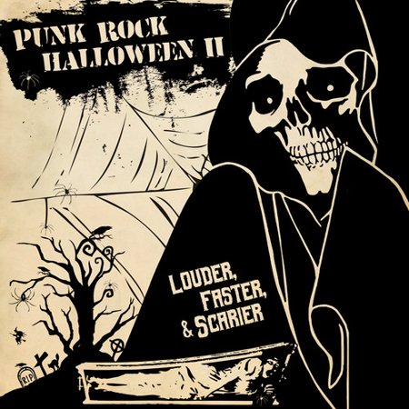 Punk Rock Hairstyles For Halloween (Punk Rock Halloween II - Louder Faster & Scarier - Punk Rock Halloween II - Louder Faster & Scarier / Various -)