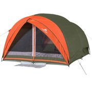 Ozark Trail 8-Person Dome Tunnel Tent, with Maximum Weather Protection