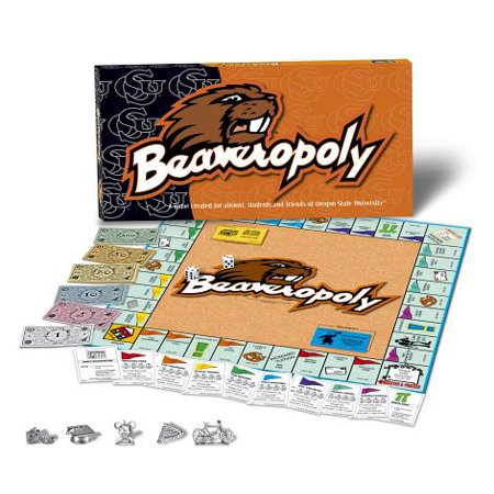 Oregon State University - Beaveropoly Board Game](States Of Matter Games)