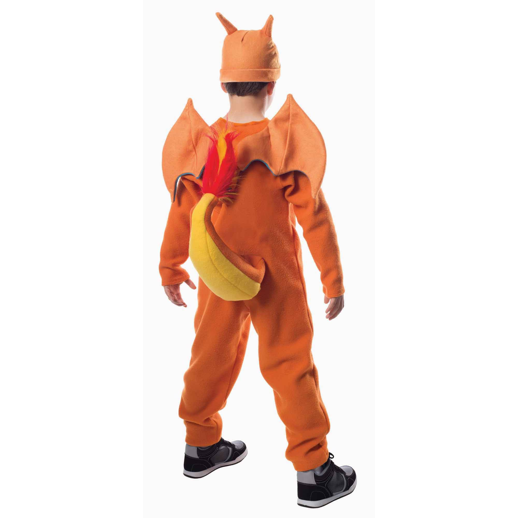 Pokemon Charizard Child Costume S - Walmart.com