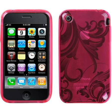 Apple iPhone 3G MyBat Candy Skin Cover, Morning Glory