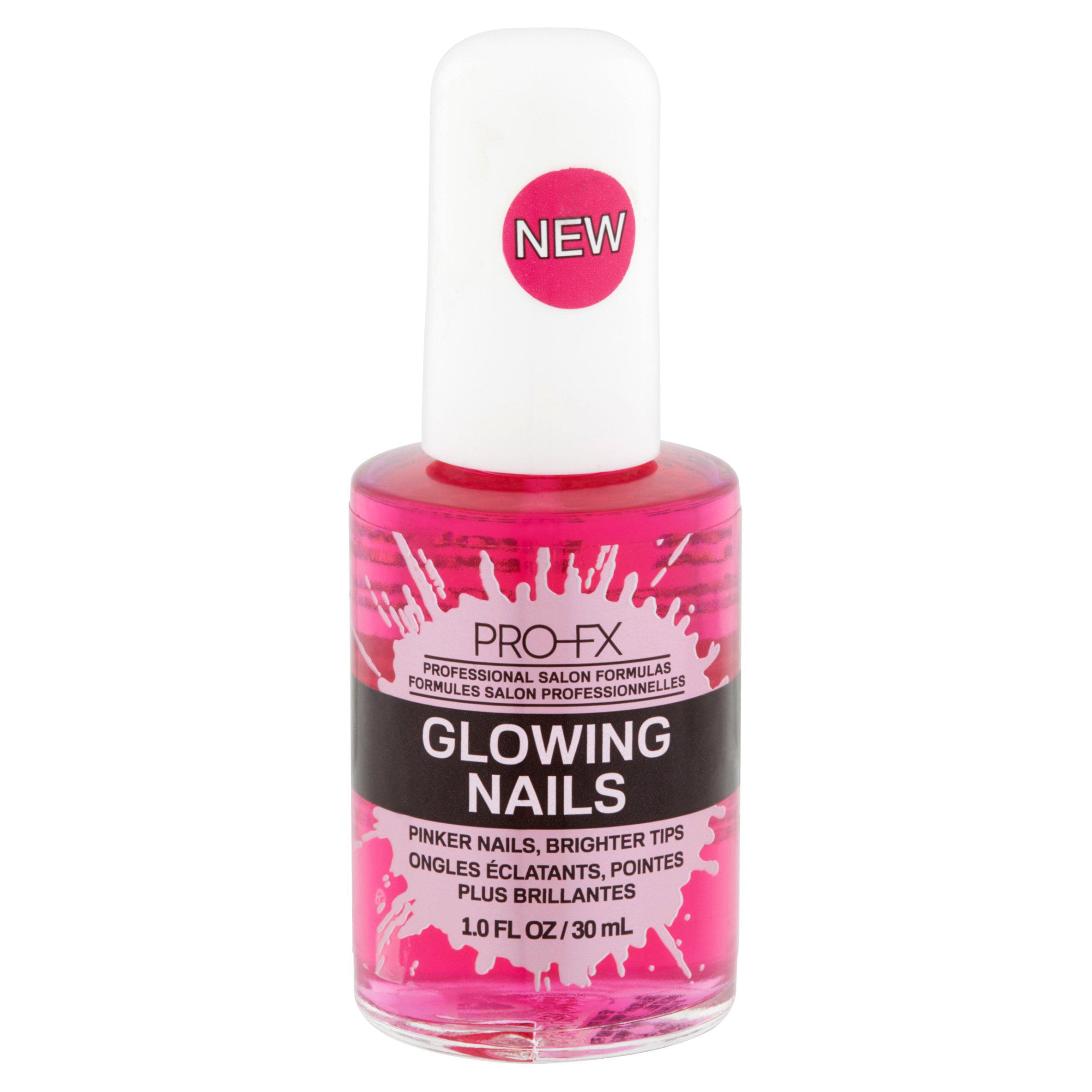Pro-Fx, 196 Glowing Nails, 1.0 fl oz - Walmart.com