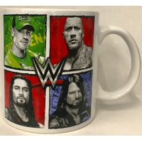 John Cena Wwe Superstar Quad Grid L