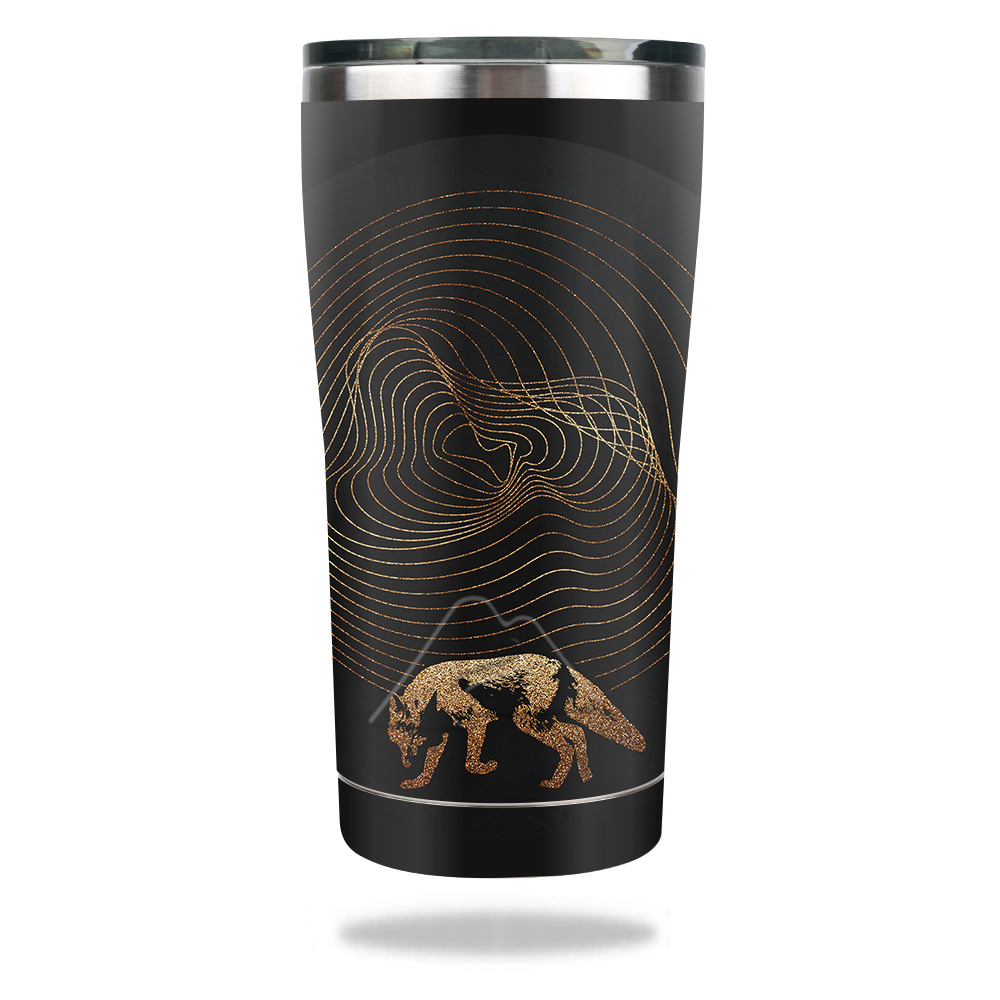 MightySkins Skin For Ozark Trail 20 oz Tumbler (2017) | Protective, Durable, and Unique Vinyl Decal wrap cover | Easy To Apply, Remove, and Change Styles | Made in the USA