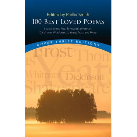 100 Best-Loved Poems (Paperback)