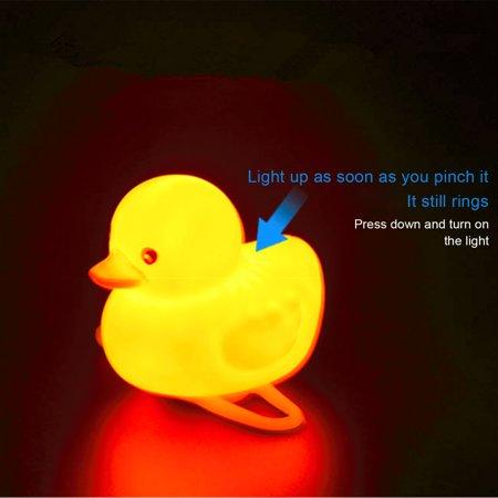 Broken Duck Sunglasses Duck Bicycle Duck Bell Social Turbo Duck Horn Car Light - image 3 of 10