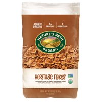 Nature's Path Organic Breakfast Cereal, Heritage Flakes, 32 Oz