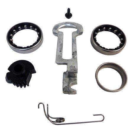 Steering Column Repair Kit - Crown Automotive 83510055 CAS83510055 87-95 WRANGLER/74-86 CJ/84-96 CHEROKEE/86-92 COMANCHE/74-91 SJ/J-SERIES STEERING COLUMN BEARING KIT