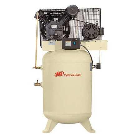 "Ingersoll-Rand 38-1/4"", Electric Air Compressor, 2545K10V"