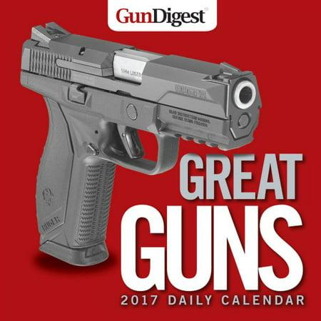 Gun Digest Great Guns 2017 - Disney Halloween 2017 Calendar