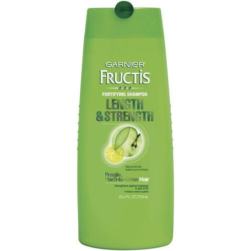 Garnier Fructis Length & Strength Shampoo, 25.4 fl oz