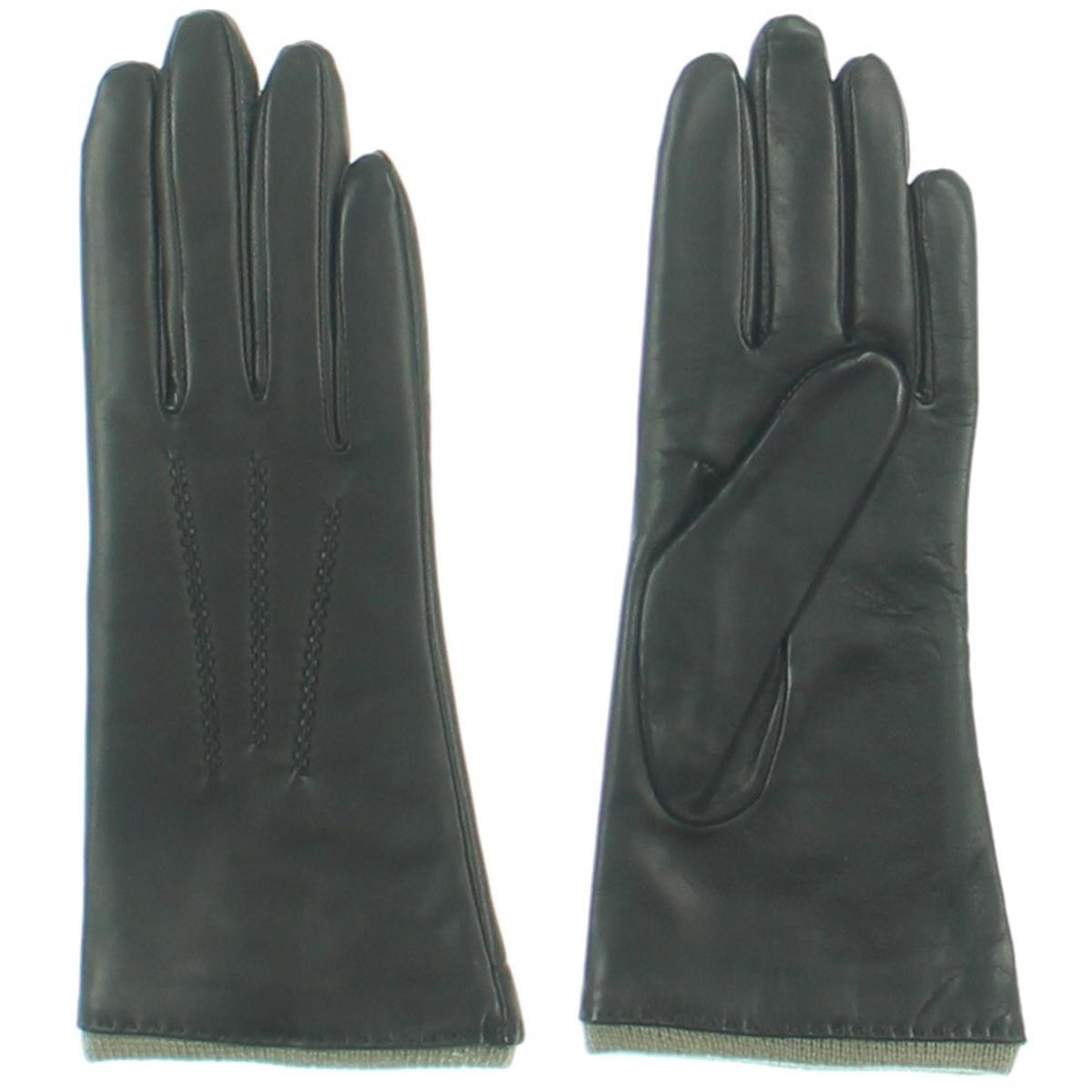 Grandoe Womens Touchscreen Classic Leather Gloves