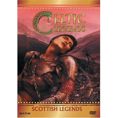 Celtic Legends: Scottish Legends (DVD)