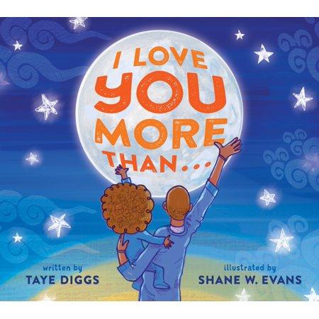 I Love You More Than . . . - I Love You More Tattoos
