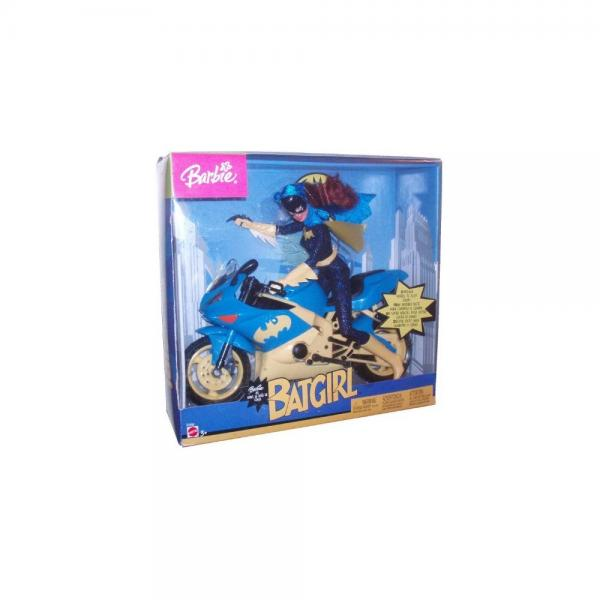 Mattel Barbie Year 2003 Super Hero 12 Inch Doll Set - Bar...