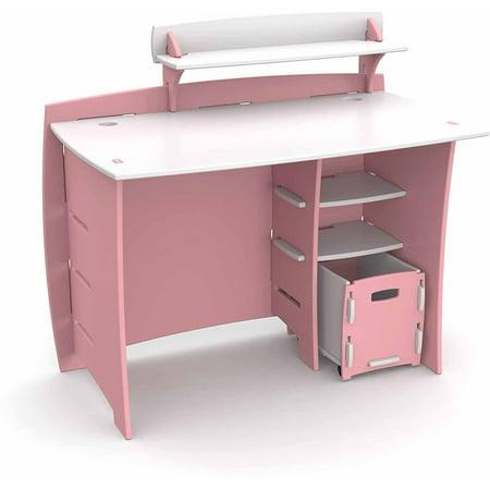 Legare Kids Furniture Princess Series Collection Complete Desk System Set Pi