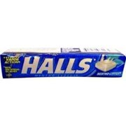 Halls Cough Suppressant Menthol Lyptus Drops - 9 Ea / Pack, 20 Pack