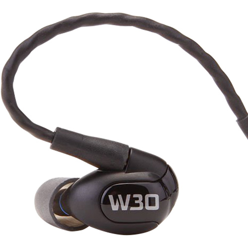 Westone W30 Triple Driver Premium In-Ear Monitor Noise Isolating Headphones