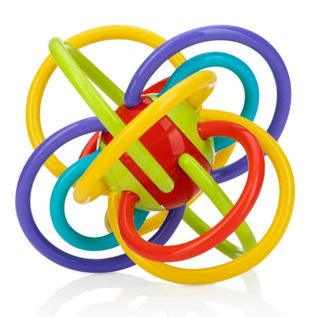 Nuby Lots-O-Loops Teether