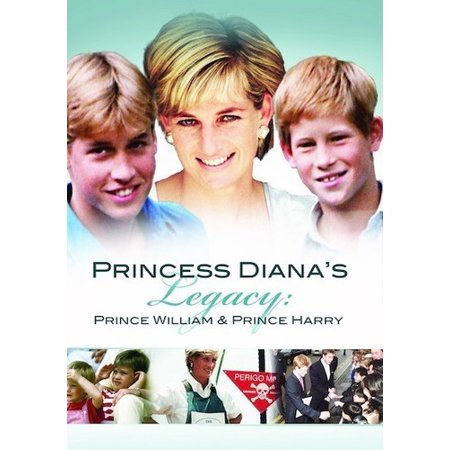 Princess Dianas Legacy  Prince William And Prince Harry