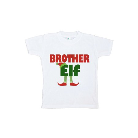 - Custom Party Shop Youth Brother Elf Christmas T-shirt - Small (6-8) T-shirt