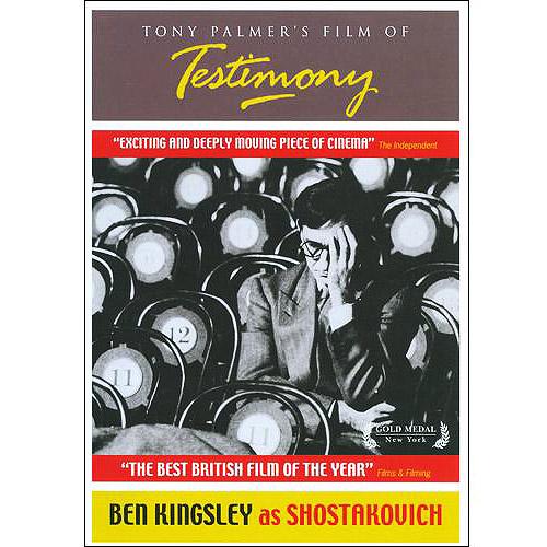 Tony Palmer's Film Of Shostakovich: Testimony (Widescreen)