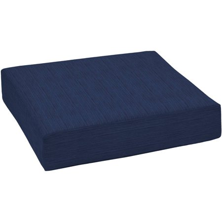 18w Outdoor Patio Cushion (Better Homes and Gardens Outdoor Patio Deep Seat Bottom)