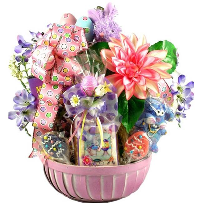 Gift Basket Drop Shipping FaFu Family Fun, Easter Basket