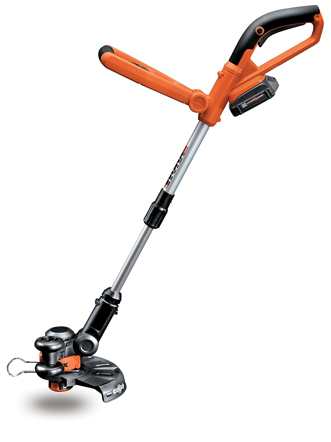 "WORX WG155 20V 10"" Cordless Grass Trimmer Edger by Positec"