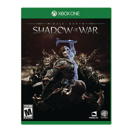 Solutions 2 Go Middle-Earth: Shadow of War Standard Edition (Xbox One) (XB1) - image 1 of 2