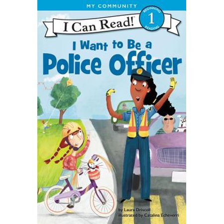 I Want to Be a Police Officer](Officer Judy)