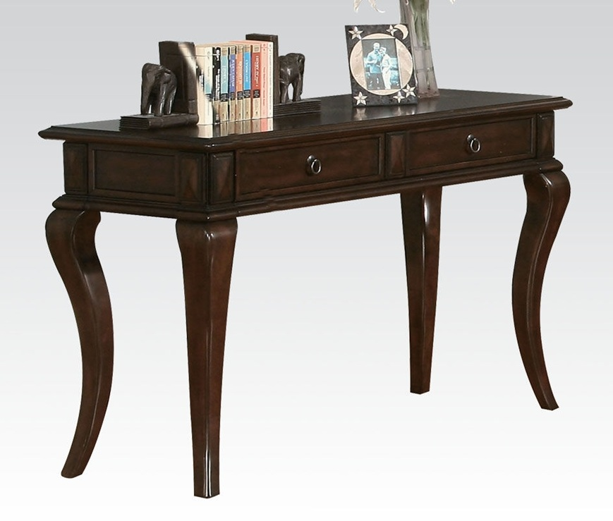 ACME Amado Sofa Table, Walnut by