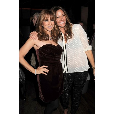 Jill Zarin Kelly Bensimon In Attendance For Real Housewives Of New York City Season 3 Premiere Party La Pomme Nightclub New York Ny March 4 2010 Photo By Rob RichEverett Collection Celebrity