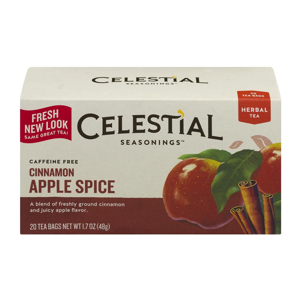 Celestial Seasonings Cinnamon Apple Spice Tea 20 CT by The Hain Celestial Group, Inc.