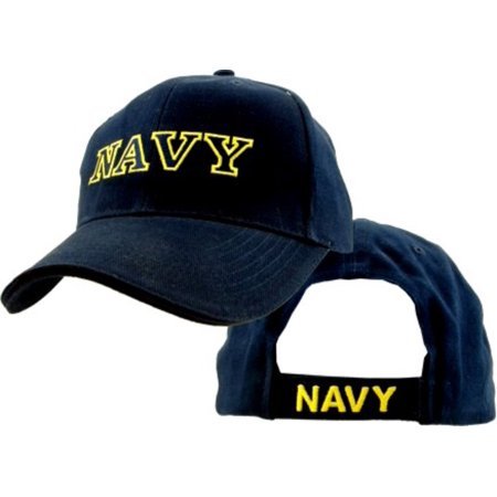 Direct Cap (Direct Embroidered 'NAVY' Ball)