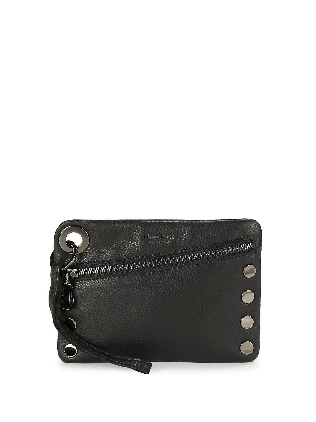 Nash Leather Crossbody Bag