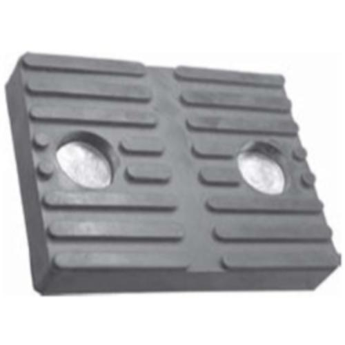 "The Main Resource LP600 Ammco Molded Rubber Pad [3 3/4"" X 5 3/4"" X 7/8""]"