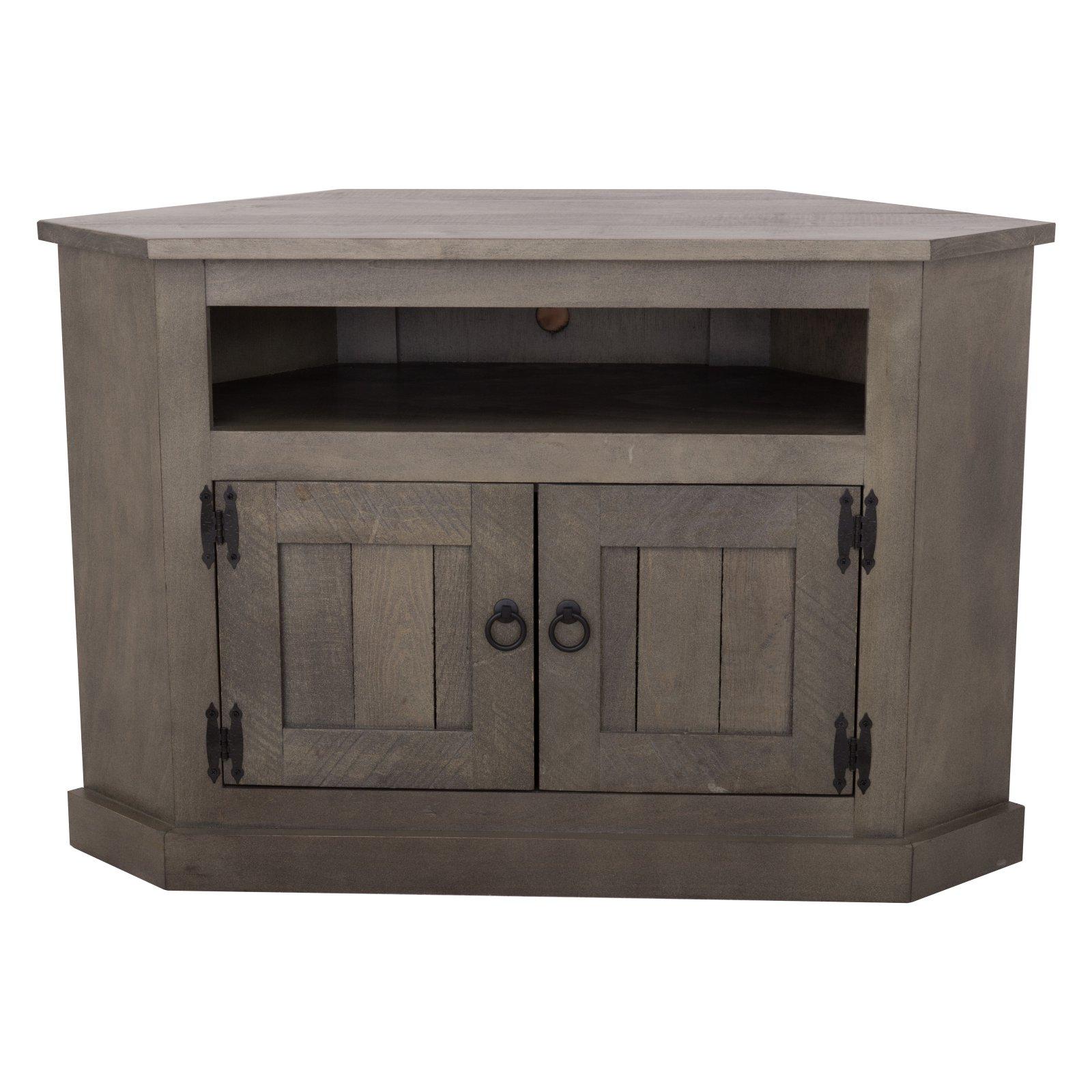 outlet store 6e8dc 11921 Eagle Furniture Rustic Stone Corner TV Stand