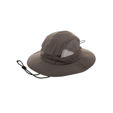 3a6ee37f338 Swiss Tech - Men s Fitted Khaki Paddler with Neck Cover - Walmart.com