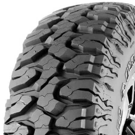 Milestar Patagonia M/T 35X12 50R15 Tire (35 Inch Mud Tires For 24 Inch Rims)