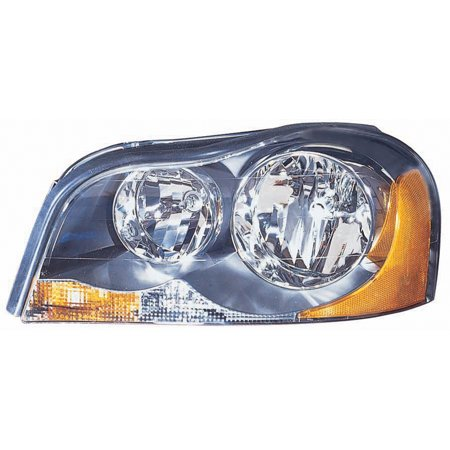Volvo Headlight - 2003-2014 Volvo XC90  Aftermarket Driver Side Front Head Lamp Assembly 312768096 CAPA