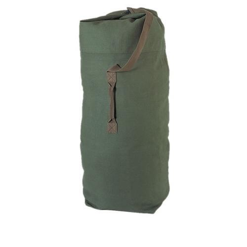 Extra Large Army Duffle Bag in Olive Drab by Champion Sports