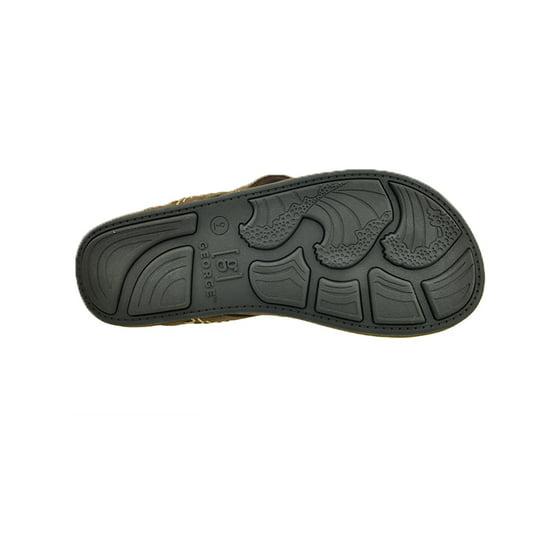 11ca97211f71d George Men's Oasis Flip Flop Comfort Sandals