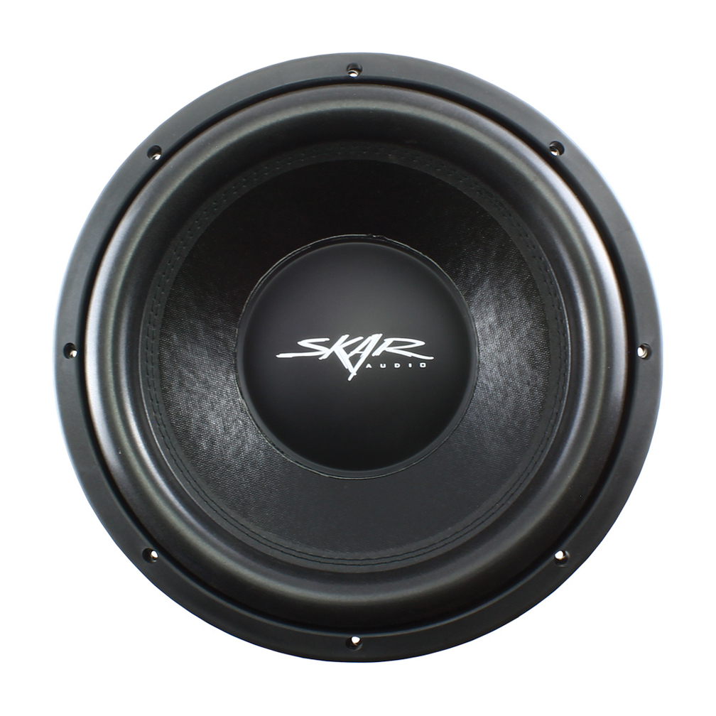 "Skar Audio VD12D2 12"" Shallow Mount Woofer 500W RMS Dual 2 Ohm"